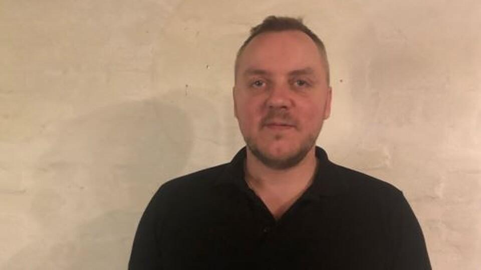 fb4eb5c9063 37-årig Jesper Hadberg Danielsen er nyvalgt formand for Dansk  Klovbeskærerforening. Privatfoto. ww328730_1