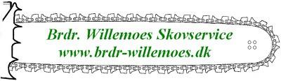 Brdr. Willemoes Skovservice logo