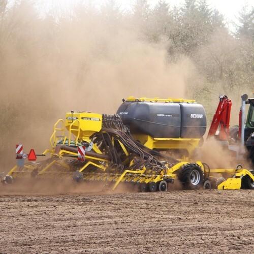 Biokul som jordforbedringsmiddel på grovsand