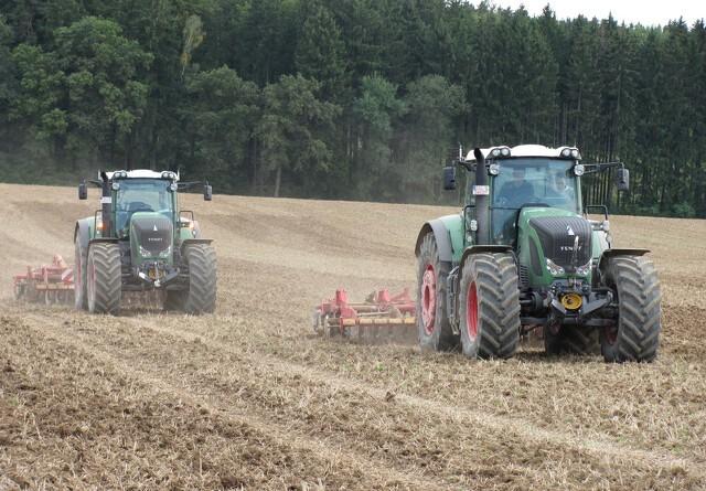 To traktorer - én chauffør
