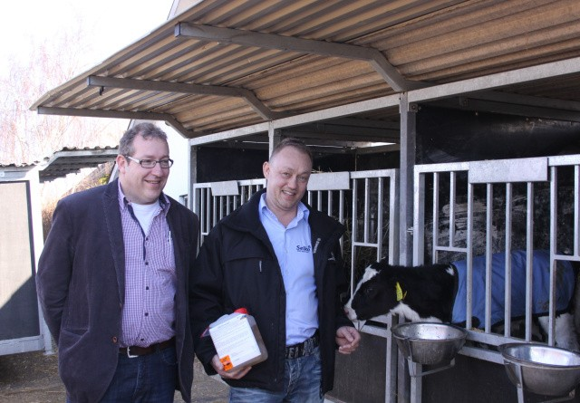 Nyt syreprodukt giver topkøer og kalve