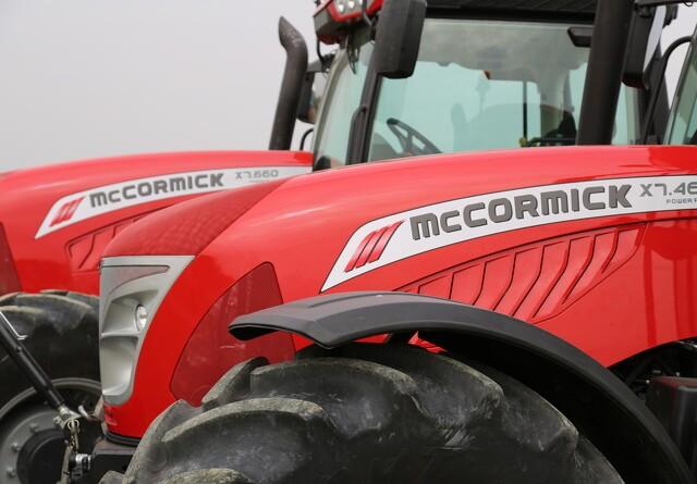 McCormick i Danmark vil fremad