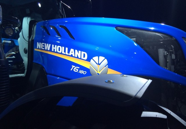 New Holland er klar med nye T6 og T5-modeller
