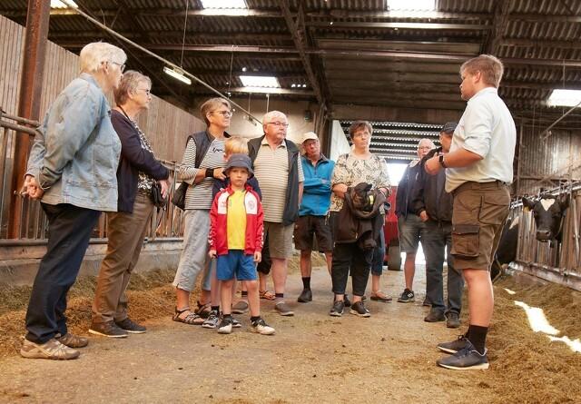 Flere end 1.300 gæster på bondegårdsafari