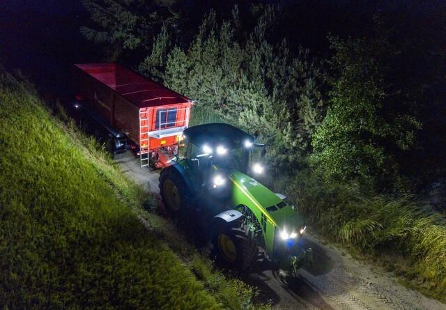 Lygte-ekspert lyser til efteråret op i Danmark