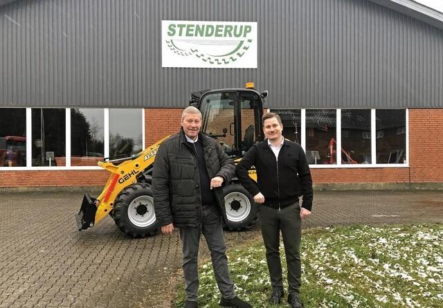 Ny salgschef hos Stenderup