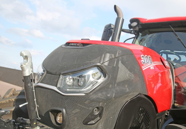 Optum: Helt ny traktorserie fra Case IH