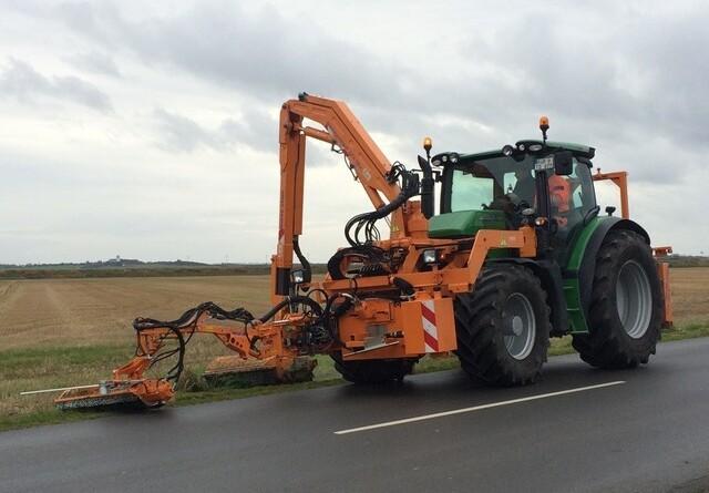 Koncepttraktor kommer til Danmark