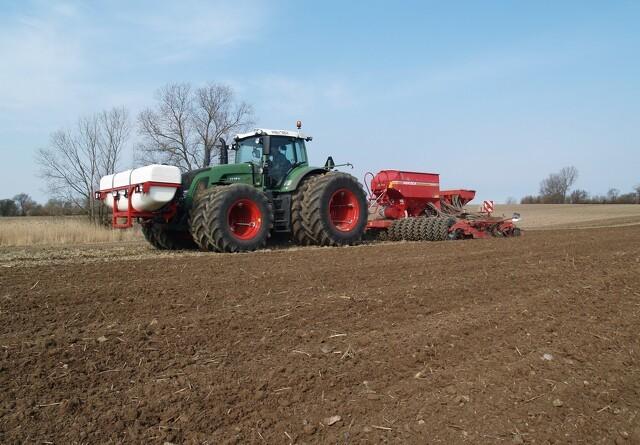 Vårbyg kvitterer for nedfældning af flydende gødning