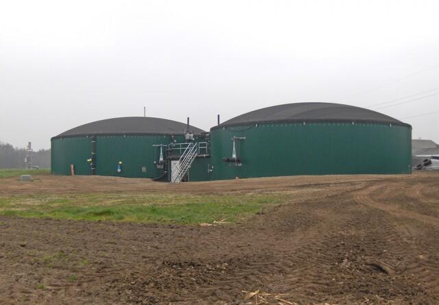 Et år med biogas