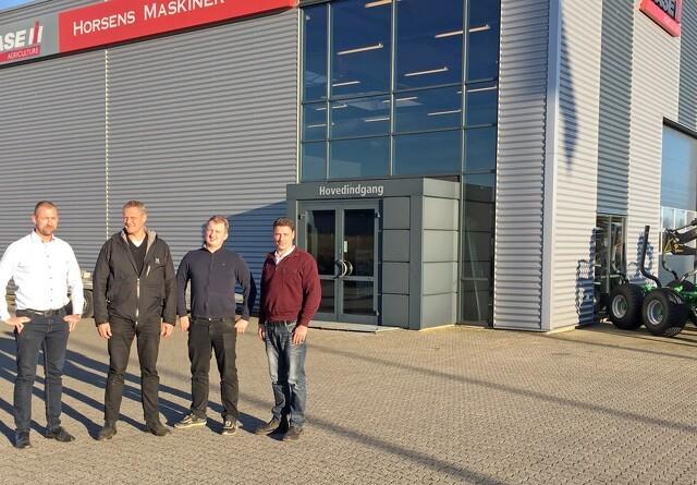 Horsens Maskiner ny Kverneland-forhandler