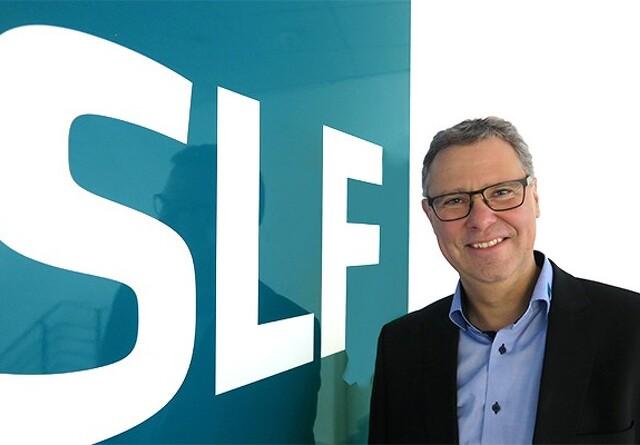 Et godt år for SLF