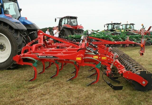 Kverneland lancerer liftophængt harve