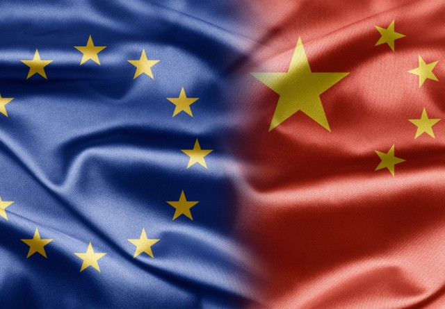 Stærkt fald i EU's eksport af svinekød til Kina