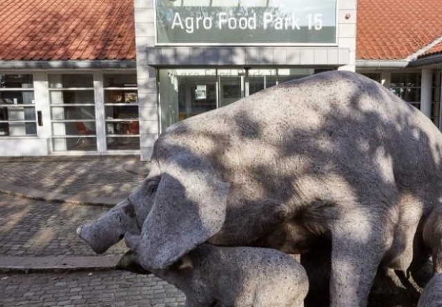 Aarhus Universitet bygger nyt i Agro Food Park