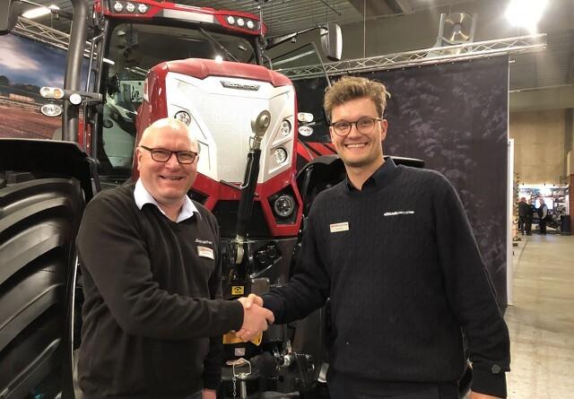 Ny McCormick-forhandler i Danmark