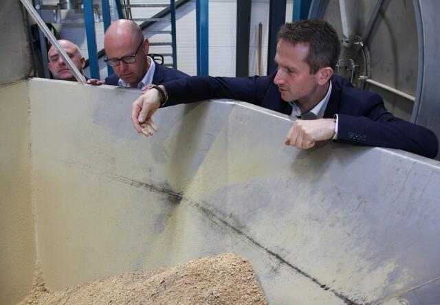 Minister: Søstjerneprotein er Vestjysk columbusæg