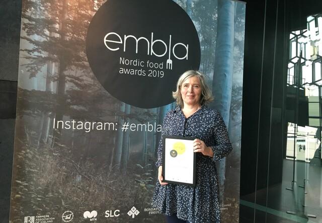 To danskere løber af sted med Embla-priser