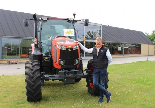 Ny dreng i klassen: Svenningsens satser på landbrugsmaskiner