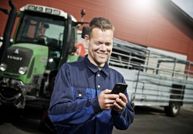 Ny app gør det nemmere at bestille olie og diesel