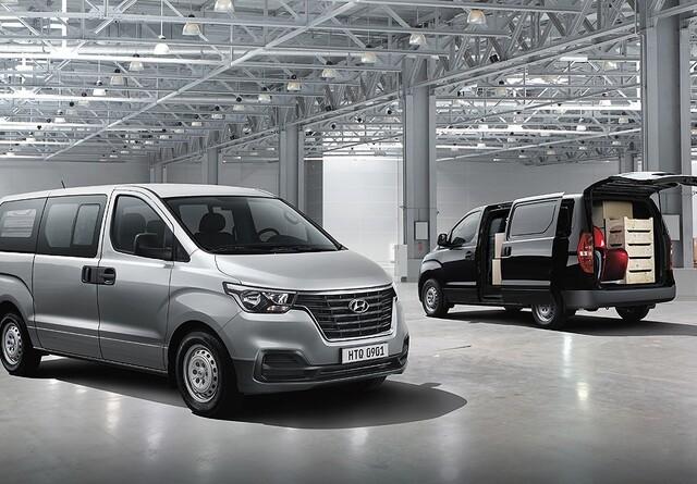Hyundai dropper varebilerne