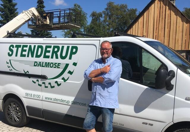 Stenderup Dalmose er flyttet i nye lokaler