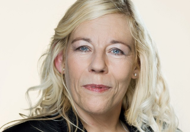 DF fastholder Lise Bech