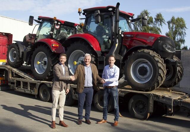 Ny Case IH-forhandler på Sydsjælland, Lolland og Falster: - Det er stort!