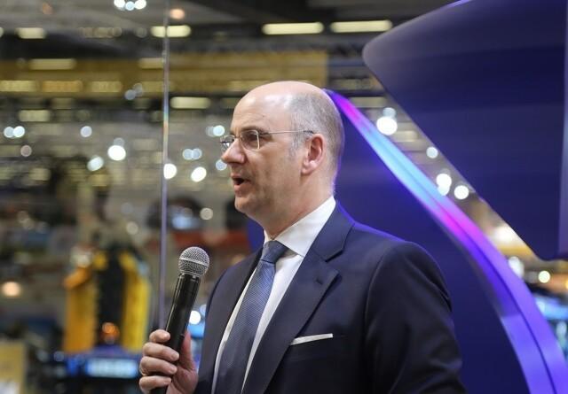 CNH Industrial satser på stærk vækst gennem opsplitning