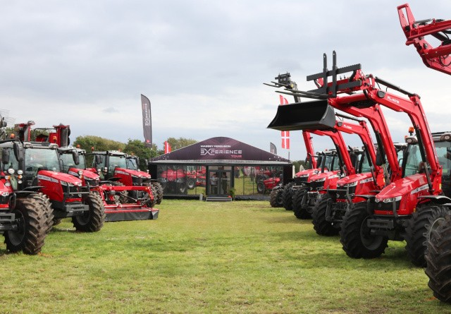 Video: Road-show med Massey Ferguson