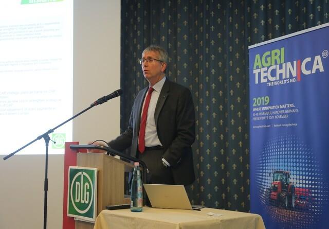 Endnu et udsolgt Agritechnica