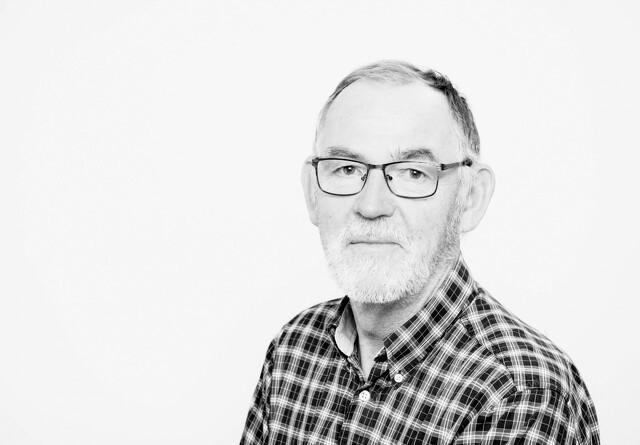 På pension efter 43 år i SLF