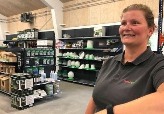 Danish Agro åbner endnu en butik