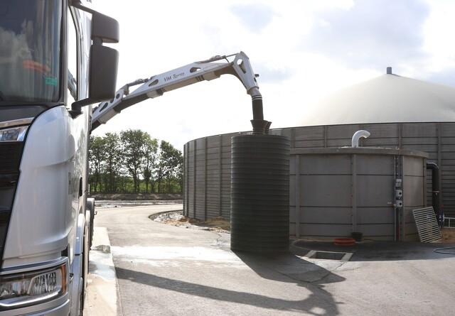 Potentiale i markedet for gylle til biogas