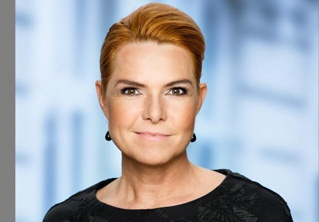 Inger Støjberg valgt som ny næstformand