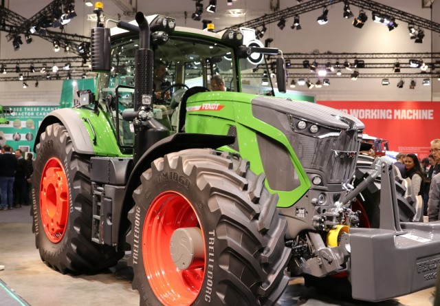 Tractor Of The Year: Fendt 942 Vario