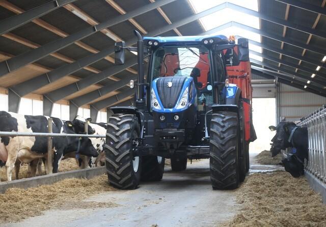 Helt ny traktor forsvundet fra midtjylland