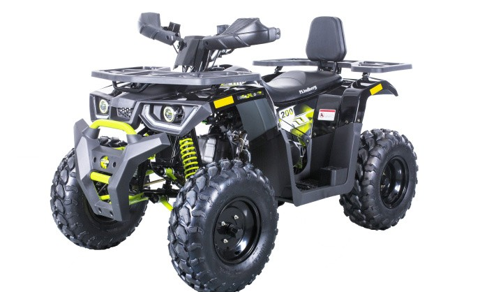 ATV Hunter 200