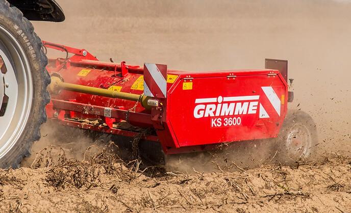 GRIMME KS 3600