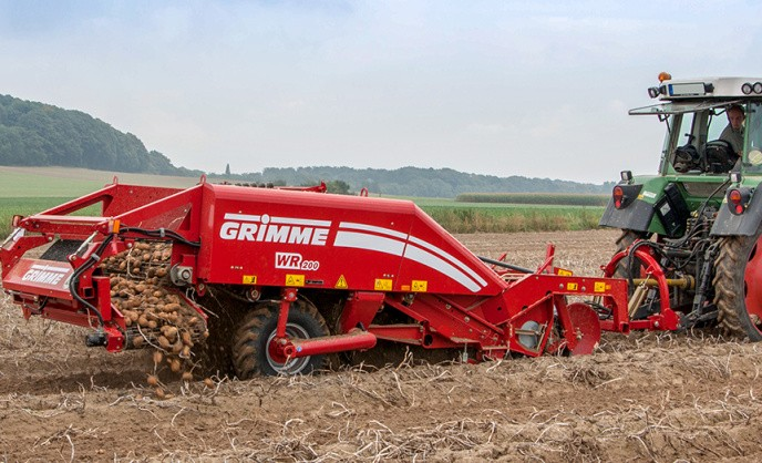GRIMME WR-200