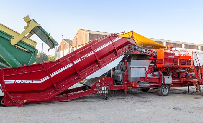GRIMME PowerCombi