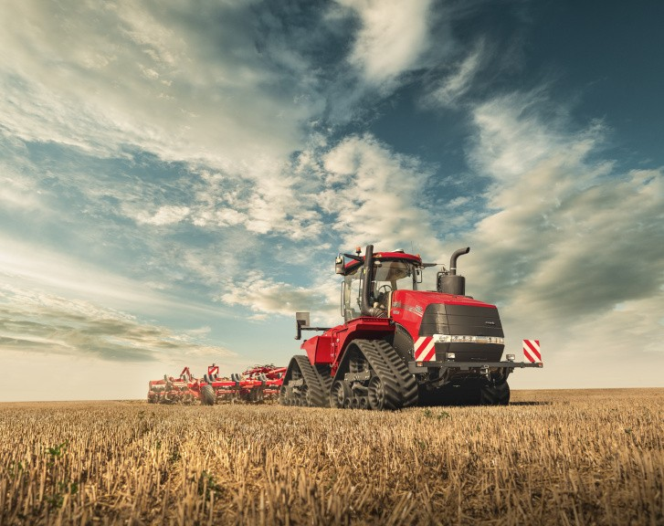 Ny Case IH Quadtrac- og Steiger AFS Connect™