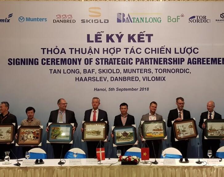 DanBred lander stor handelsaftale i Vietnam