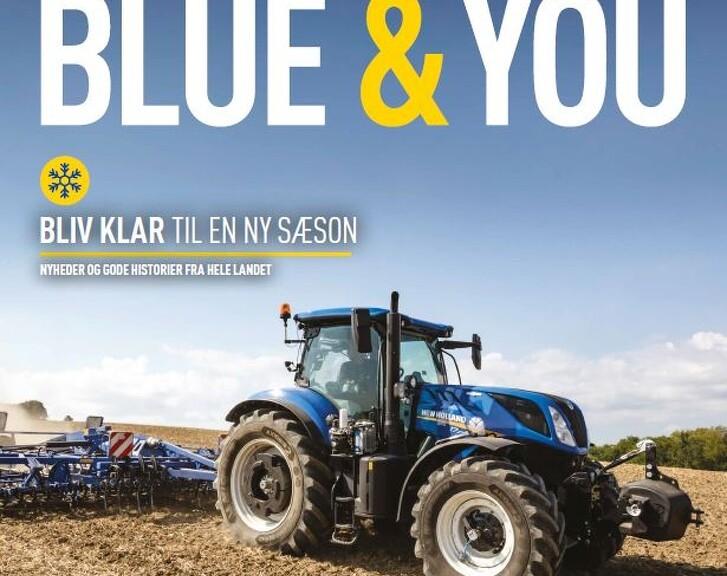 Læs det nye magasin fra New Holland