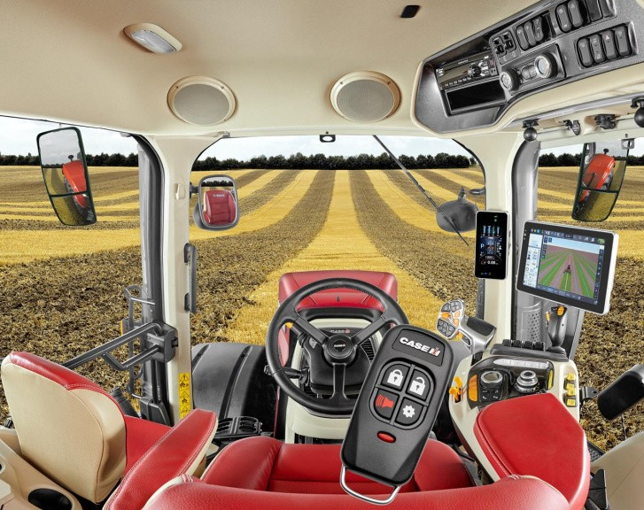 Case IH modtager en ASABE 2020-innovationspris for Magnum AFS Connect