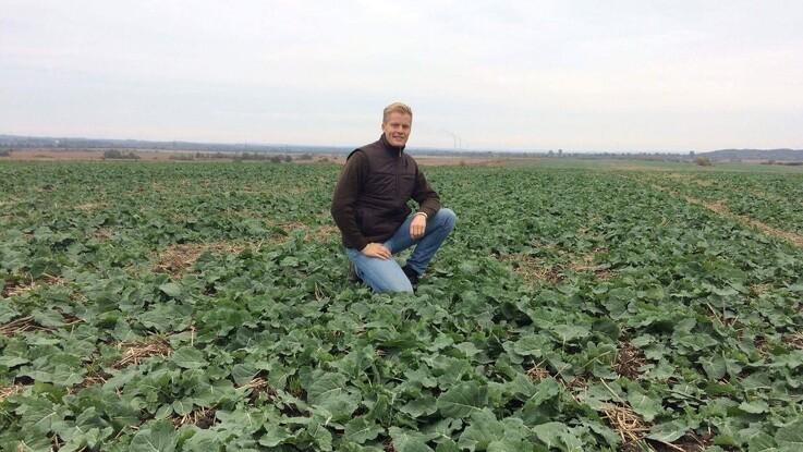 Landbrugsuddannelsen har givet Niels oplevelser og job i hele verden