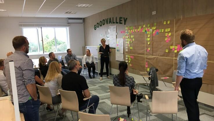 Lean skaber høj effektivitet hos Goodvalley