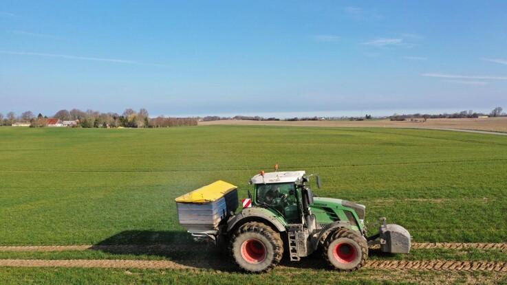 Få ekstra N til marken ved at gennemgå dine høsttal