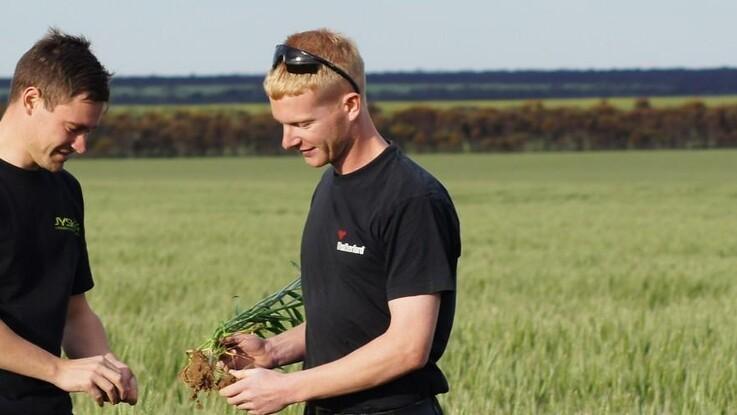 Australien går rekordhøst i møde