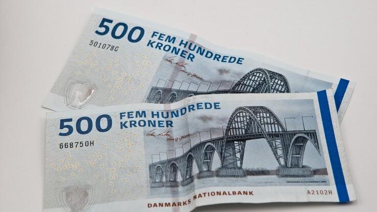Sandager Skovgaard: Der skal være styr på lønnen